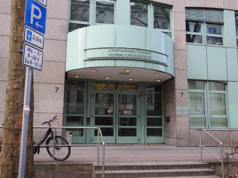 Eilverfahren Verwaltungsgericht