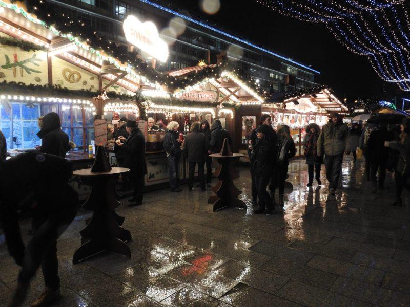 Weihnachtsmarkt Verboten